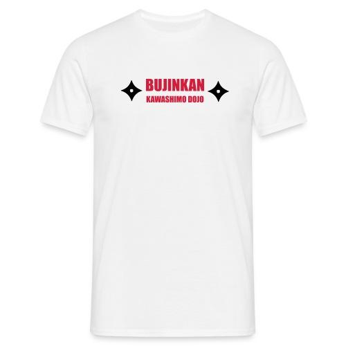 kawashimo - T-shirt herr