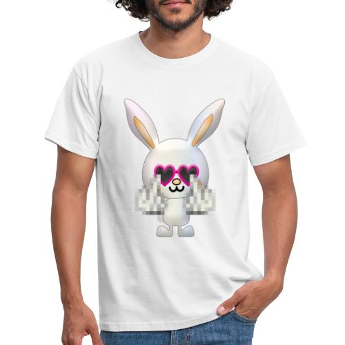 Lapin F*** - T-shirt Homme