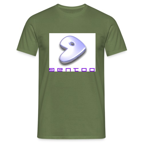 gentoologo - Männer T-Shirt