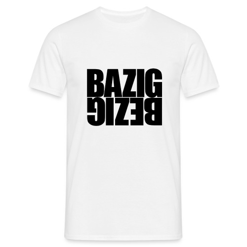 BB Tshirt Design Black3 - Mannen T-shirt