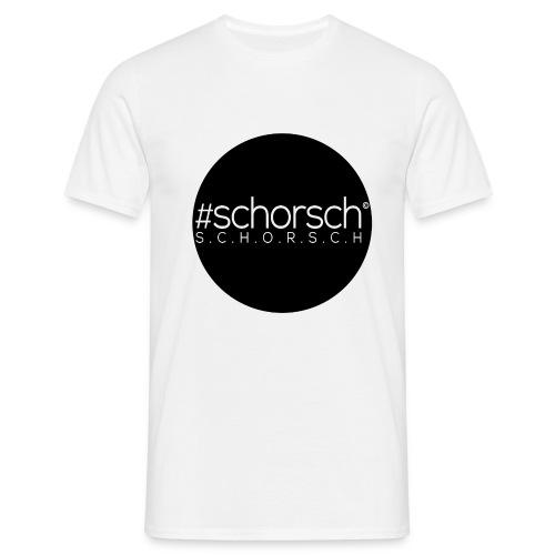 circle Schorsch - Männer T-Shirt