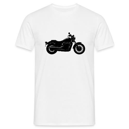 Shadow RS Black - Men's T-Shirt