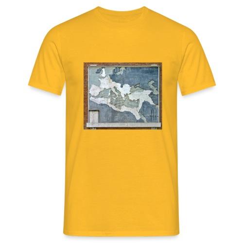 t-shirt con Impero Romano - Maglietta da uomo