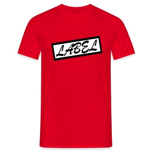 LABEL - Classic Logo - Men's T-Shirt