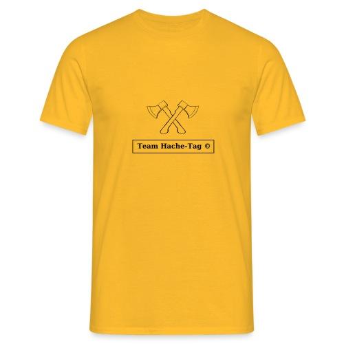 Logo Team Hache-Tag - T-shirt Homme