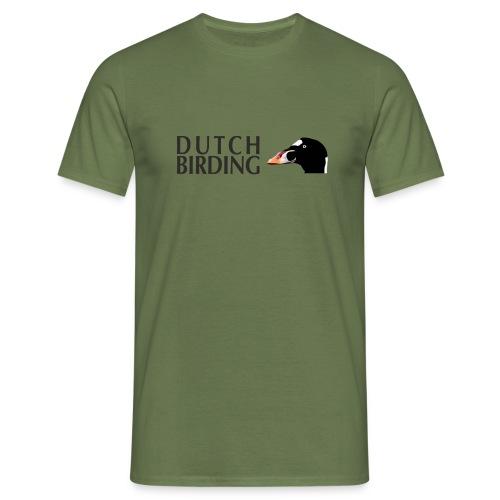 brilzeeend dutchbirding - Mannen T-shirt