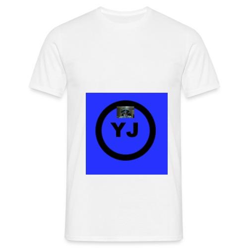 crafty yj banner 1 jpg - Mannen T-shirt