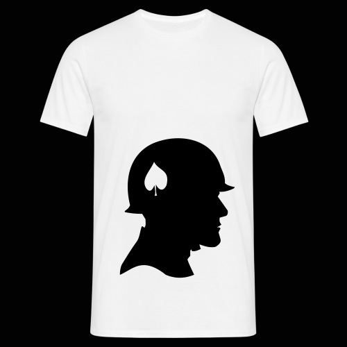 ww2 soldier - Men's T-Shirt