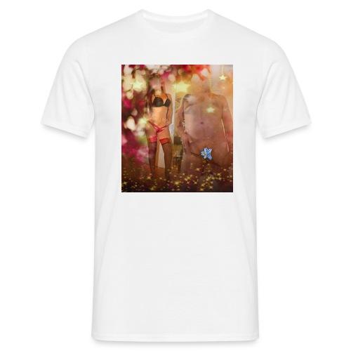 herbst Sinfonie - Männer T-Shirt