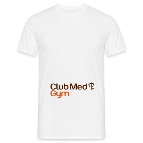 CMG Marron - T-shirt Homme