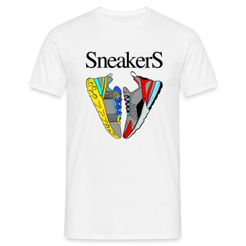 sneakers Love - T-shirt Homme