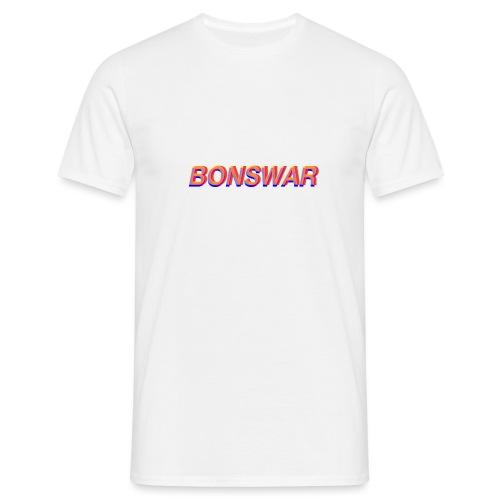 BonsWar   EXTRUDE - T-shirt Homme
