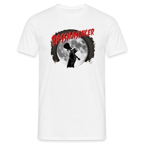 Bassmassaker - Männer T-Shirt