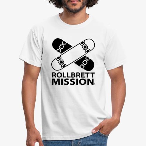 Mission Klassisch - Männer T-Shirt