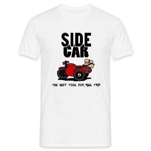side TRIP - T-shirt Homme