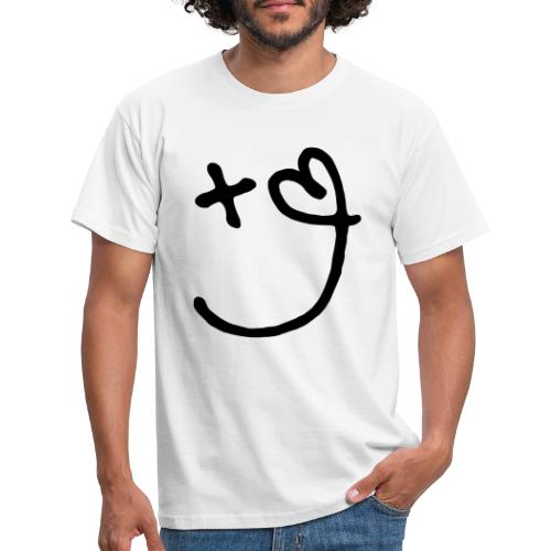 Love Positivity - Men's T-Shirt