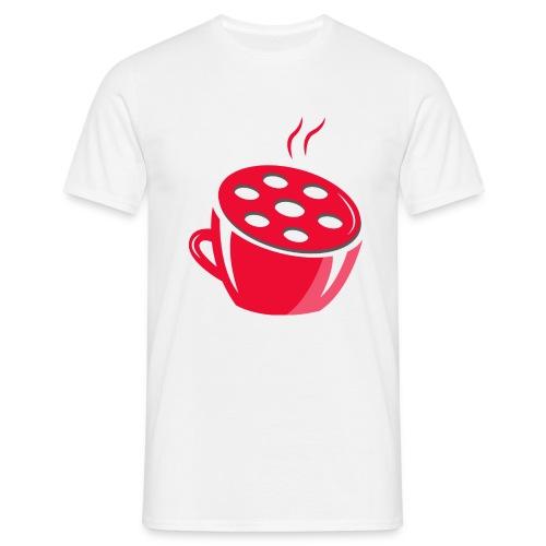 Logo Tivlog - Männer T-Shirt