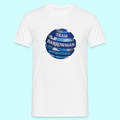 TBI fangroup logo - Men's T-Shirt