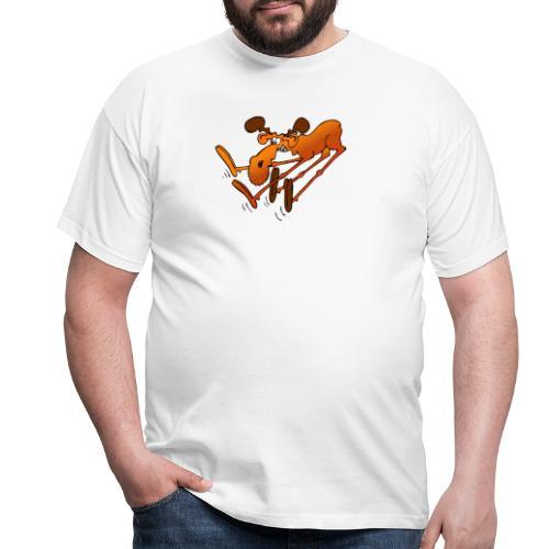 Bremselch - Männer T-Shirt