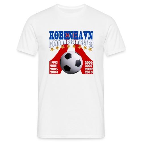 Campione 2010 - Herre-T-shirt