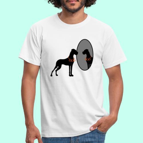 This Dog is God - Männer T-Shirt