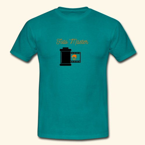 Foto Master - Herre-T-shirt