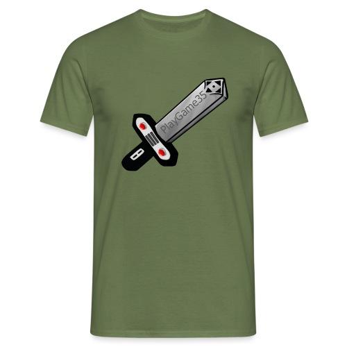 Logo PlayGame35 - Maglietta da uomo
