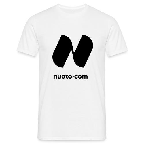 Black Logo - Maglietta da uomo