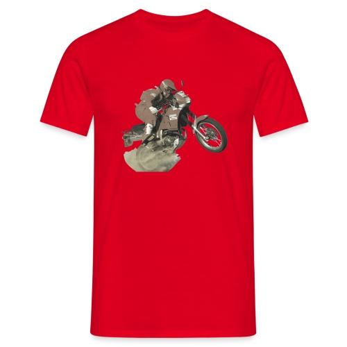 marlboro nx250 less saturation - Mannen T-shirt