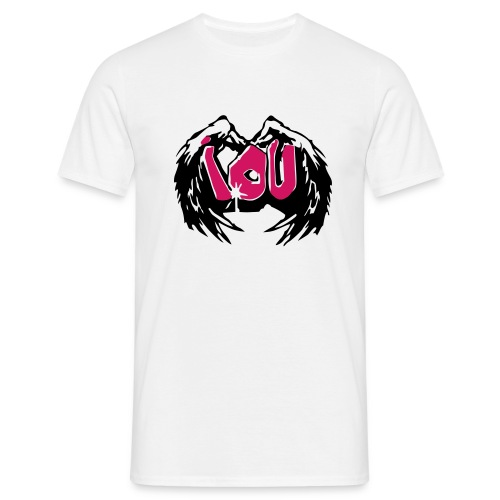 IOU - I owe you - Männer T-Shirt