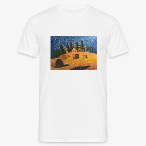 tuscany - Men's T-Shirt
