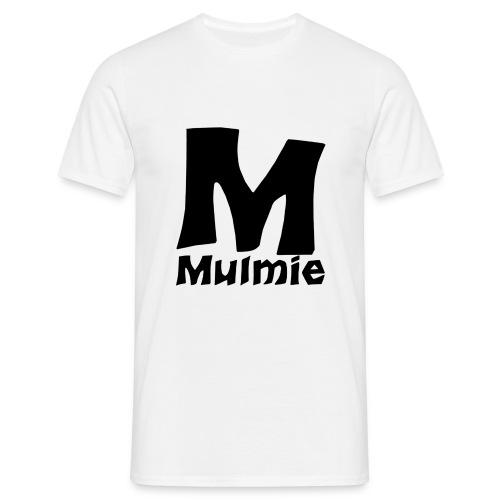 blackMmulmie png - Mannen T-shirt