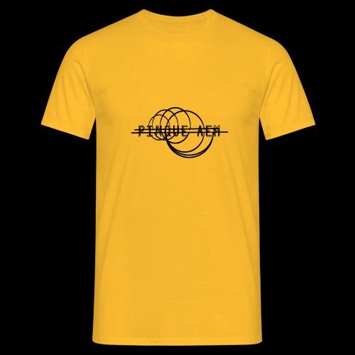 Pinque AEM NERO - Maglietta da uomo