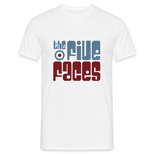 T5F Logo Tshirt Transparent png - Men's T-Shirt