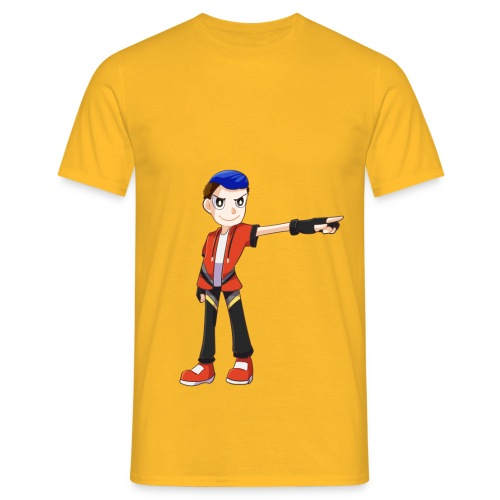 Terrpac - Men's T-Shirt