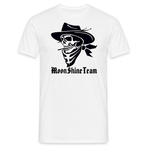 MoonShineTeam - Männer T-Shirt