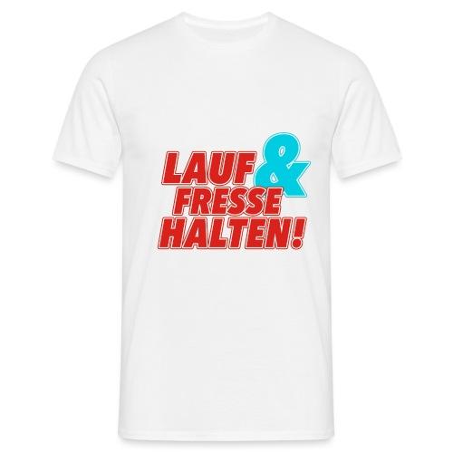 Lauf - Männer T-Shirt