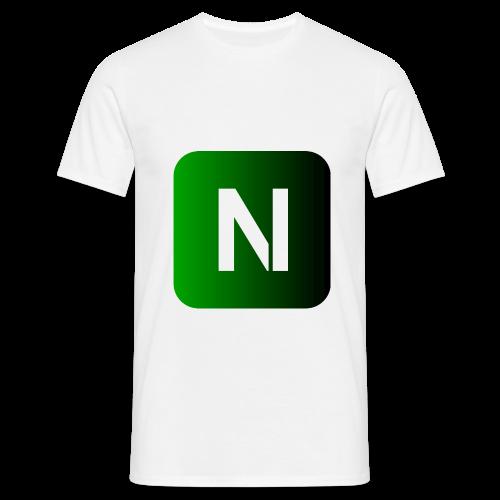 Tech4You News Square - 2019 - Männer T-Shirt