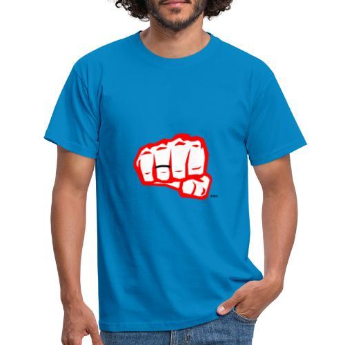 HEART by BLUEBLUE - Men's T-Shirt