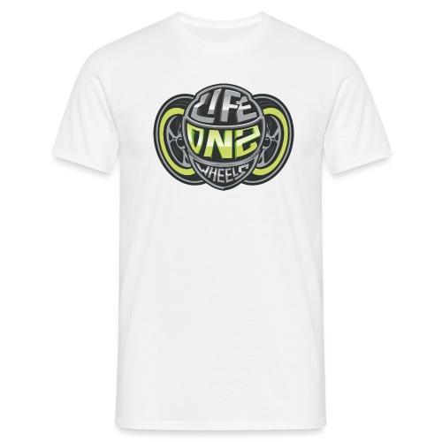 LEBEN - CLASSIC - Männer T-Shirt