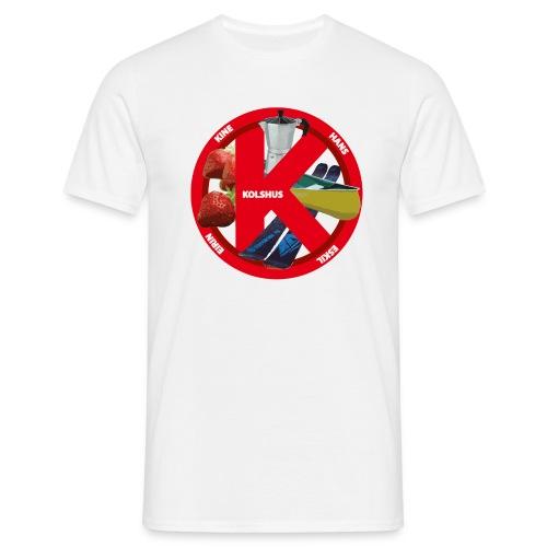 logoforeskil - Men's T-Shirt