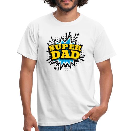 Super Dad - Männer T-Shirt