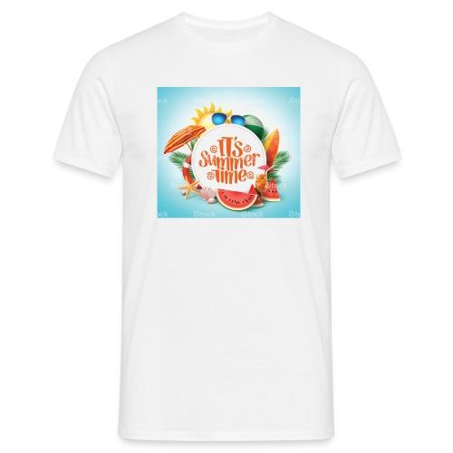 Barbaros - T-shirt herr