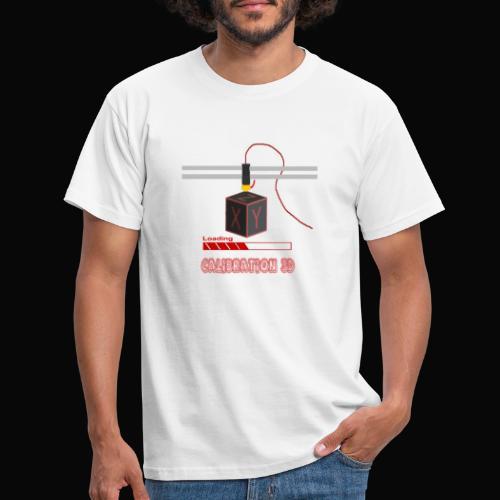 calibration - T-shirt Homme
