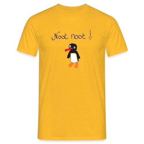 NOOWT NOOWT - Mannen T-shirt