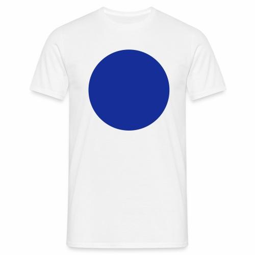 Blue blob - T-shirt Homme