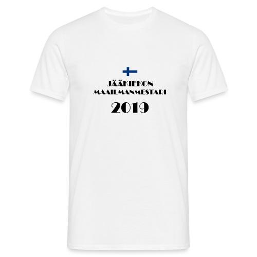 Jääkiekon maailmanmestari 2019 - Miesten t-paita
