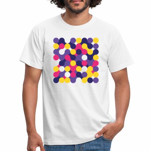 Geometric art - Men's T-Shirt