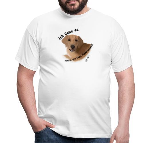 Aska s Plan - Männer T-Shirt
