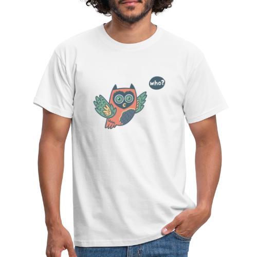 Portfolio w3 - Männer T-Shirt